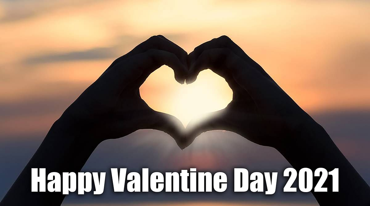 Happy Valentine Day 2021 Date, Wishes Images, Quotes, Shayari, Message09