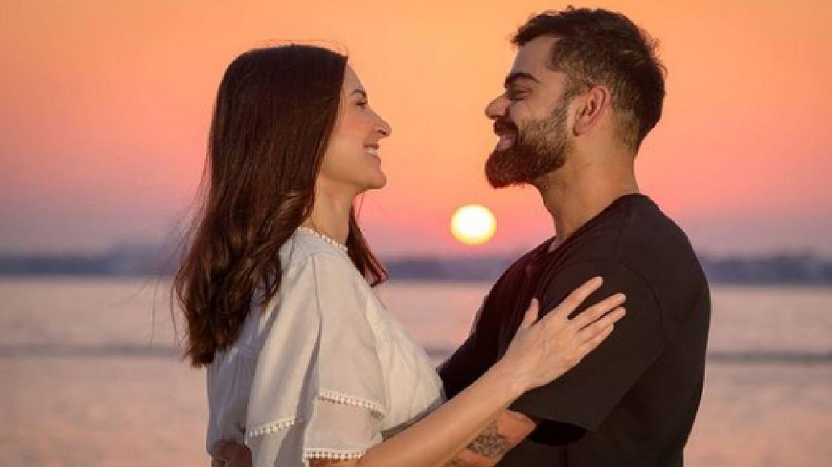 Valentine Day : अनुष्का ने वैलेंटाइन डे पर पति विराट के लिए लिखा शानदार पोस्ट, शेयर की बेहद खूबसूरत तसवीर