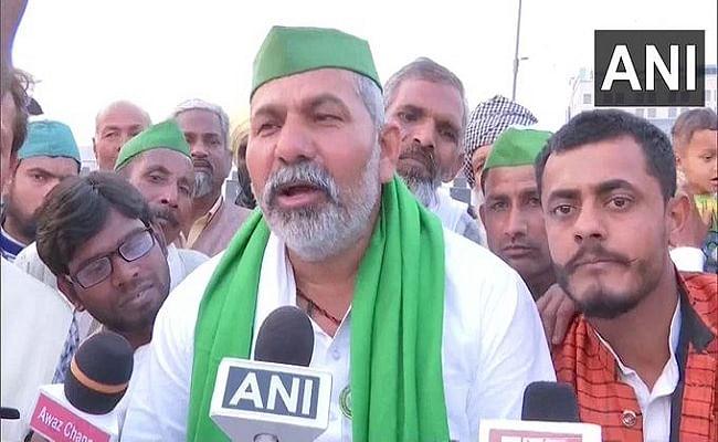 Farmers Protest : राकेश टिकैत बोले- आंदोलन में शराब का इस्तेमाल क्यों!, कांग्रेस नेता विद्या रानी के बयान पर पलटवार