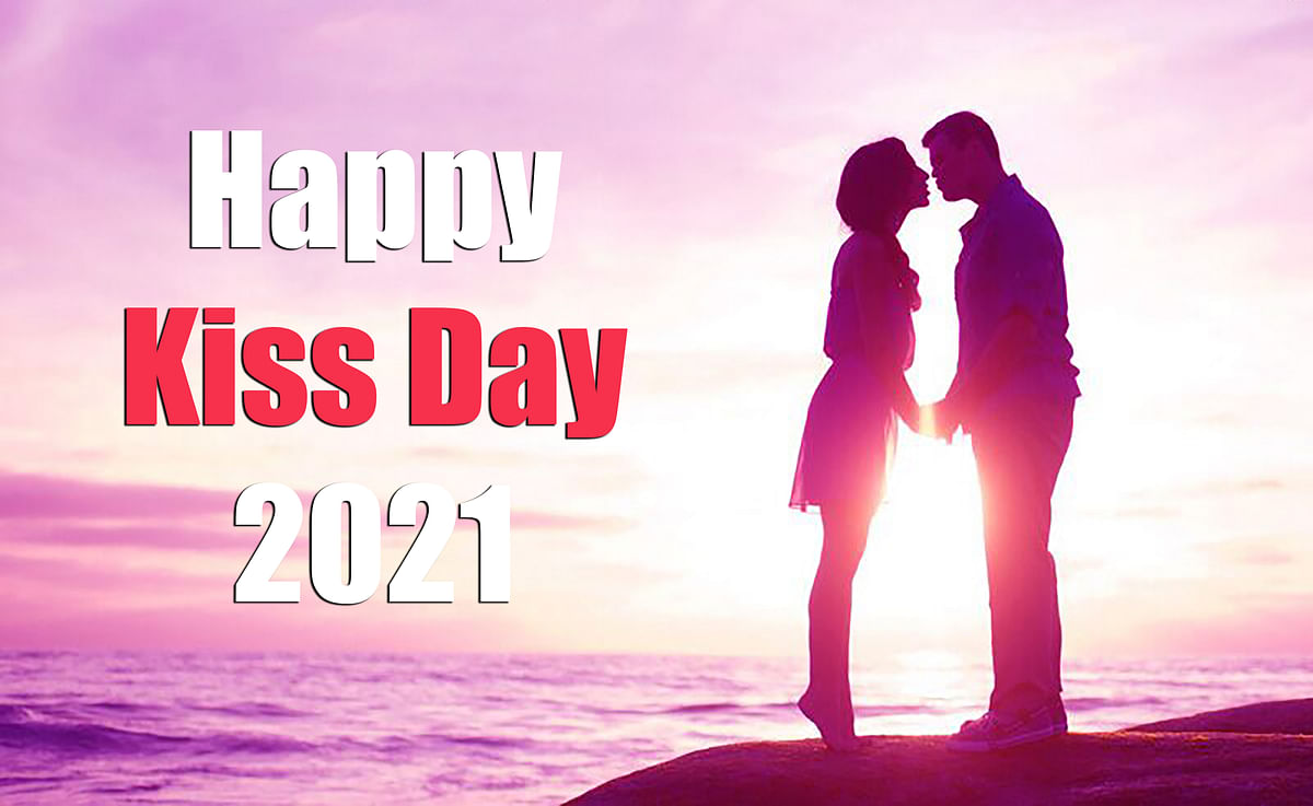 Happy Kiss Day 2020 Date, Wishes Images, Quotes, Shayari, Message 11