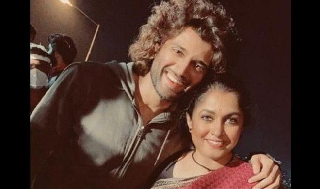 विजय देवरकोंडा की फिल्म Liger में राम्या कृष्णन की एंट्री, ऐसा होगा 'बाहुबली' की 'शिवगामी' का किरदार
