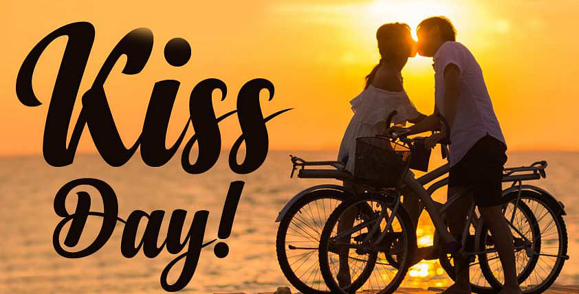 Happy Kiss Day 2020 Date, Wishes Images, Quotes, Shayari, Message 16