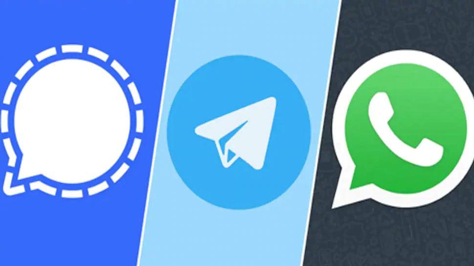 WhatsApp, Signal, TikTok, Facebook को पीछे छोड़ Telegram बना नंबर वन App