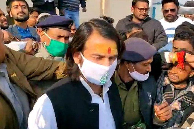 Bihar Budget Session छोड़ दिल्ली पहुंचे Tej Pratap Yadav, क्या जगदानंद सिंह प्रकरण में लालू यादव ने किया तलब?