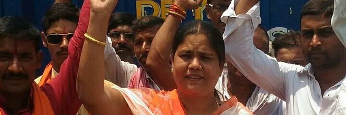 Jharkhand News : मैथन पावर लिमिटेड कंपनी के मैनेजमेंट ने विधायक अपर्णा समेत इन नेताओं पर लगाया गंभीर आरोप, कही दी ये बड़ी बात