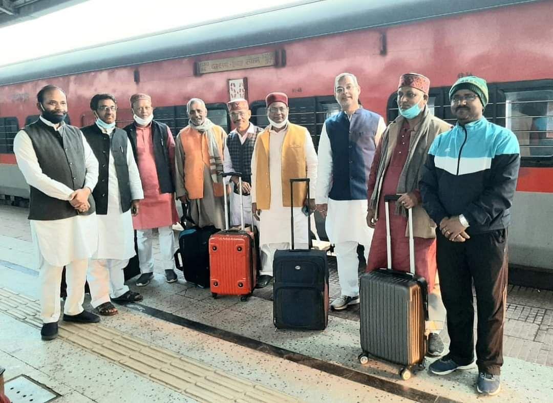 West Bengal Election 2021: मिशन बंगाल फतह करने के लिए बिहार  BJP नेताओं को मिला टास्क, आठ लोकसभा क्षेत्रों के संयोजन की मिली जिम्मेदारी