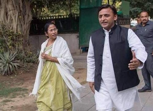 Bengal Chunav 2021 : हेमंत सोरेन, तेजस्वी के बाद अब Akhilesh Yadav भी बढ़ायेंगे ममता की मुश्किलें, बंगाल चुनाव से पहले पांच सीटों पर किया दावा