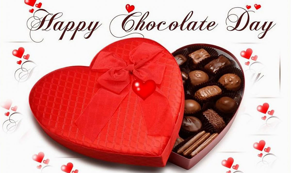 Happy Chocolate Day 2021 Wishes, Quotes, Messages, Shayari, Images 1