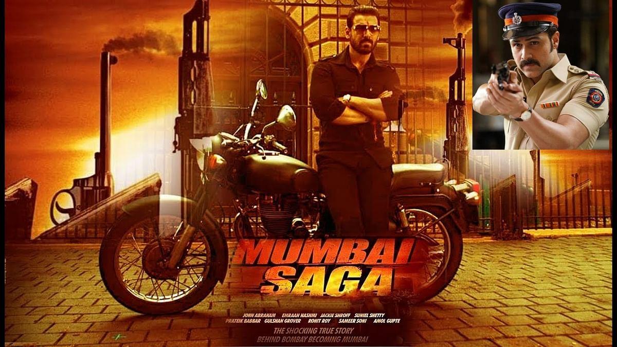 Mumbai Saga Teaser: John Abraham और Emraan Hashmi की फिल्म का धमाकेदार टीजर रिलीज, देखें बॉम्बे के मुंबई बनने की कहानी . . .