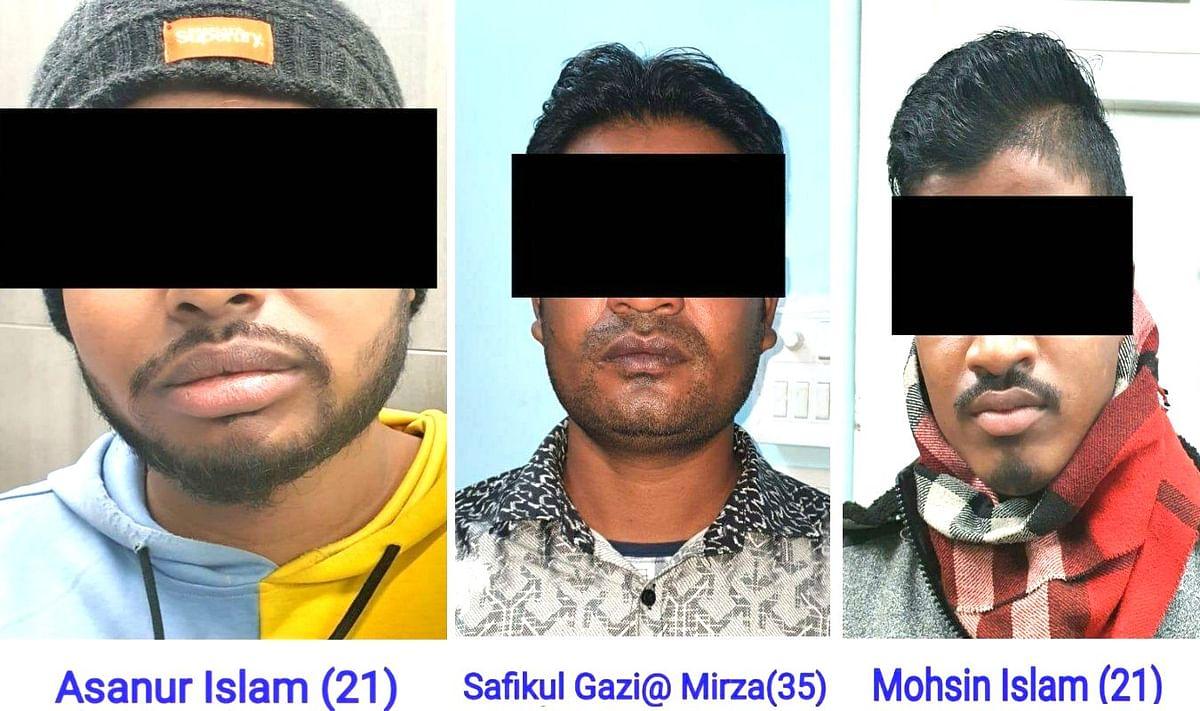 चुनाव के पहले बढ़ी हथियारों की सप्लाई, फिर तीन आर्म्स सप्लायर गिरफ्तार