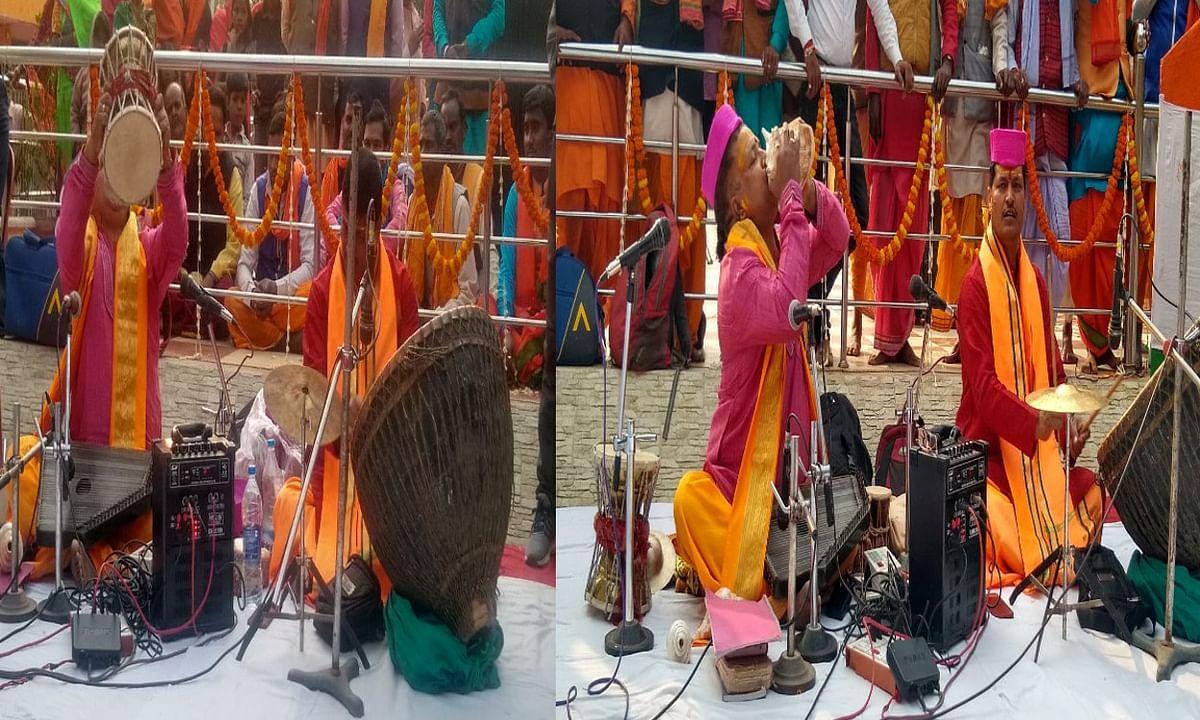 डमरू और शंखनाद के बीच चतरा में इटखोरी महोत्सव की शुरुआत, हेमंत सरकार की प्रसिद्ध पर्यटन स्थल बनाने की कोशिश