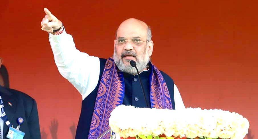 चुनाव आते-आते ममता बनर्जी भी कहने लगेंगी 'जय श्री राम', बंगाल में बोले अमित शाह