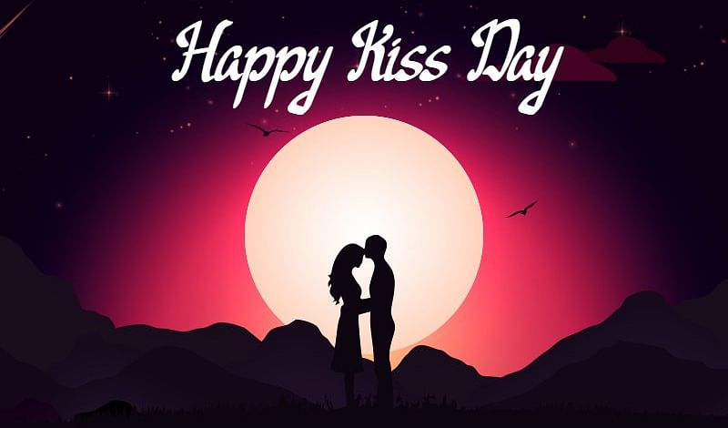 Happy Kiss Day 2020 Date, Wishes Images, Quotes, Shayari, Message 1