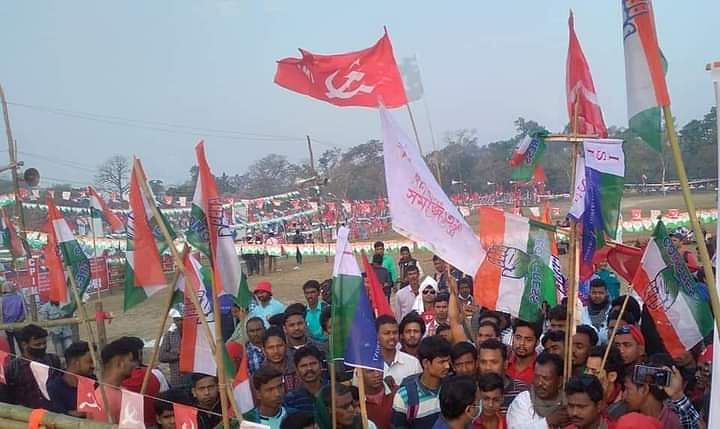 Brigade Rally Kolkata LIVE Update : बंगाल चुनाव से पहले Left और कांग्रेस का शक्ति प्रदर्शन आज, कोलकाता के ब्रिगेड मैदान में ममता-बीजेपी के खिलाफ 10 लाख भीड़ जुटने का दावा