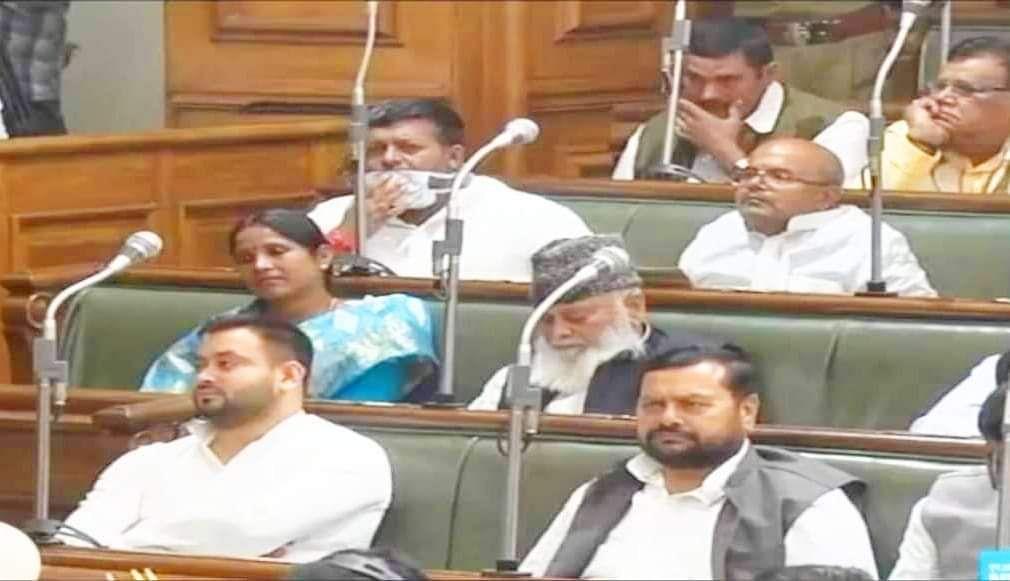 Bihar Budget Session: बिहार विधानसभा में गजब नजारा! जानिए क्या हुआ जब सदन में BJP विधायक के बचाव में उतरे Tejashwi Yadav