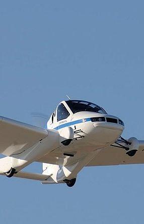 Flying Car: उड़ने वाली पहली हाइब्रिड कार को मिली मंजूरी, तस्वीरों में जानें इसकी खूबियां
