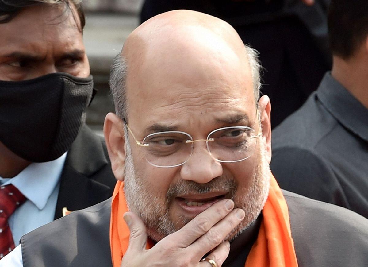 नेताजी ने अपने करियर का सोचा होता, तो आइएनए का गठन नहीं हो पाता, कोलकाता में बोले अमित शाह