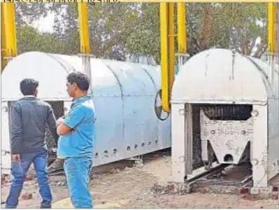बिहार में श्मशान घाट पर नहीं होगा प्रदूषण, धुएं को किया जायेगा फिल्टर