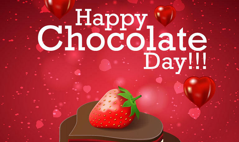 Happy Chocolate Day 2021 Wishes, Quotes, Messages, Shayari, Images 12