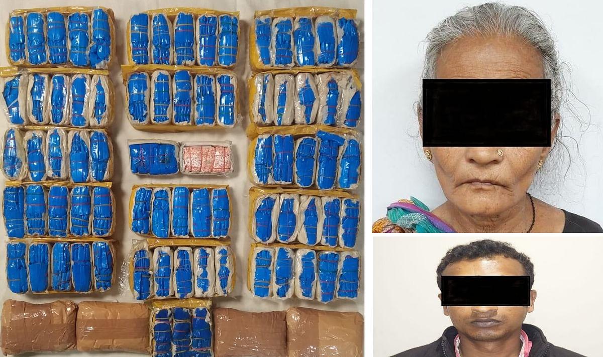Kolkata News: 17.5 करोड़ रुपये के ड्रग्स के साथ महिला समेत पांच तस्कर गिरफ्तार, कई राज्यों में फैले हैं इनके तार