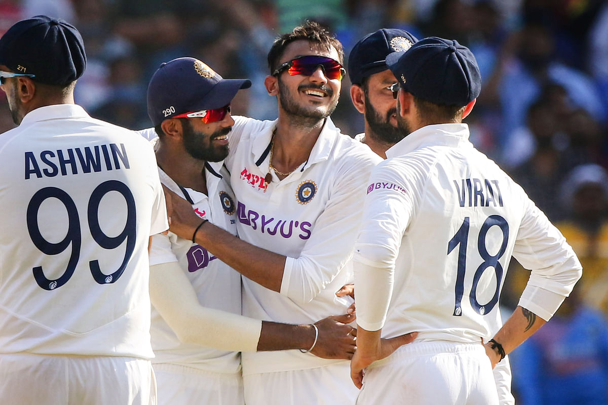 IND vs ENG 3rd test : अक्षर पटेल और अश्विन की फिरकी में फंसा इंग्लैंड, ऐसे धराशायी हो गयी फिरंगियों की टीम