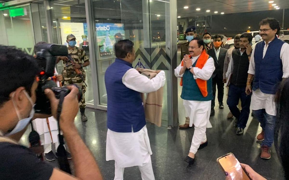 Bengal Chunav 2021 News: बैरकपुर में BJP कार्यकर्ताओं पर लाठीचार्ज के बाद जेपी नड्डा के परिवर्तन यात्रा को पुलिस ने किया रद्द