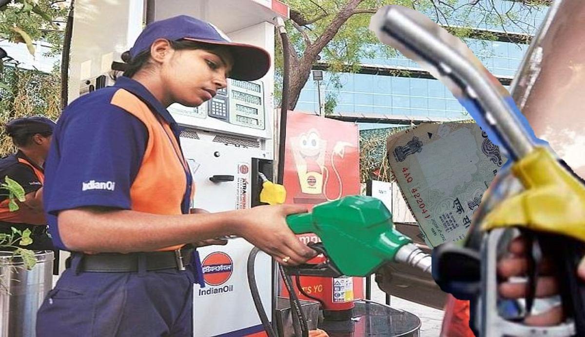 Petrol-Diesel Prices : 2 महीने में 7 और एक साल में 16 रुपये लीटर महंगा हो गया पेट्रोल-डीजल, रोज तोड़ रहा रिकॉर्ड