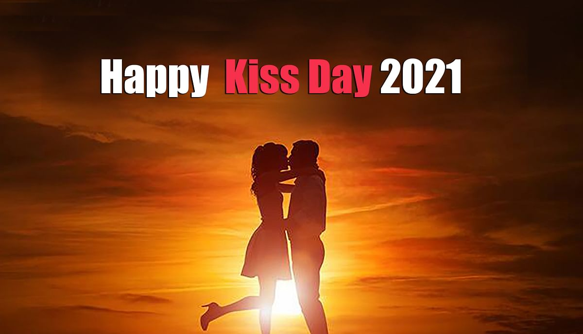 Happy Kiss Day 2020 Date, Wishes Images, Quotes, Shayari, Message 17