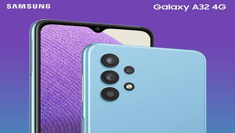 5000mAh बैटरी और 64MP कैमरा के साथ आया Samsung Galaxy A32 4G स्मार्टफोन, जानें कीमत और सारी खूबियां