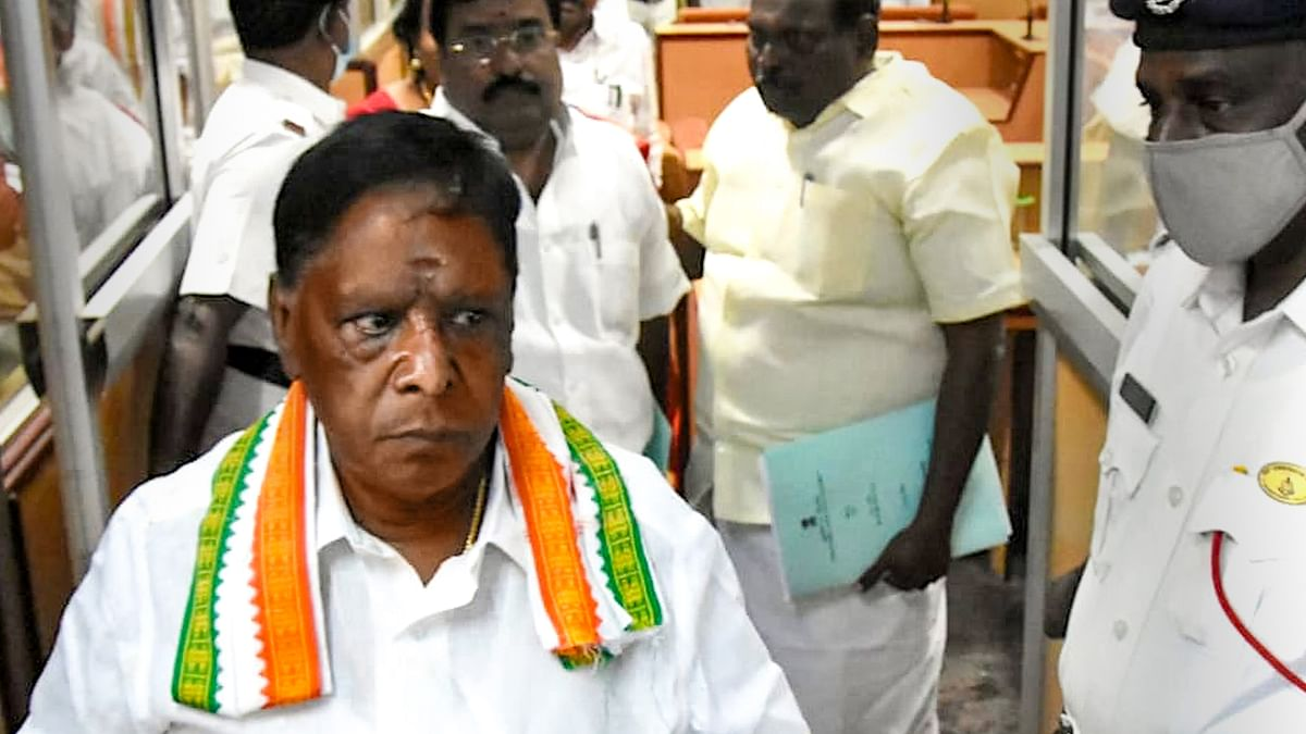 Puducherry Political Crisis : राजनीतिक उथल-पुथल के बीच पुडुचेरी में राष्ट्रपति शासन को मंजूरी, अब आगे क्या ?