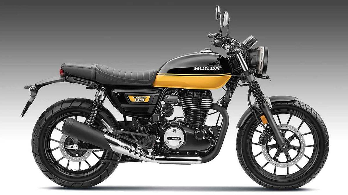 Honda CB350 RS मोटरसाइकिल देगी Royal Enfield Classic 350 को टक्कर; खूबियों में है दम, कीमत 2 लाख से कम