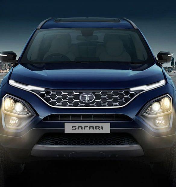 Tata Safari का नया अंदाज देखा आपने? तस्वीरों के साथ जानें कीमत और फीचर्स