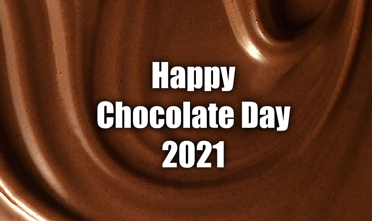 Happy Chocolate Day 2021 Wishes, Quotes, Messages, Shayari, Images 3
