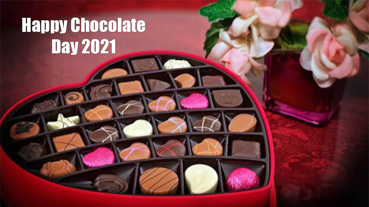 Happy Chocolate Day 2021 Wishes, Quotes, Messages, Shayari, Images 7
