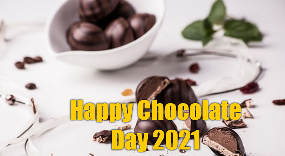 Happy Chocolate Day 2021 Wishes, Quotes, Messages, Shayari, Images 14