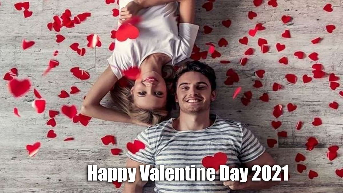 Happy Valentine Day 2021 Date, Wishes Images, Quotes, Shayari, Message06