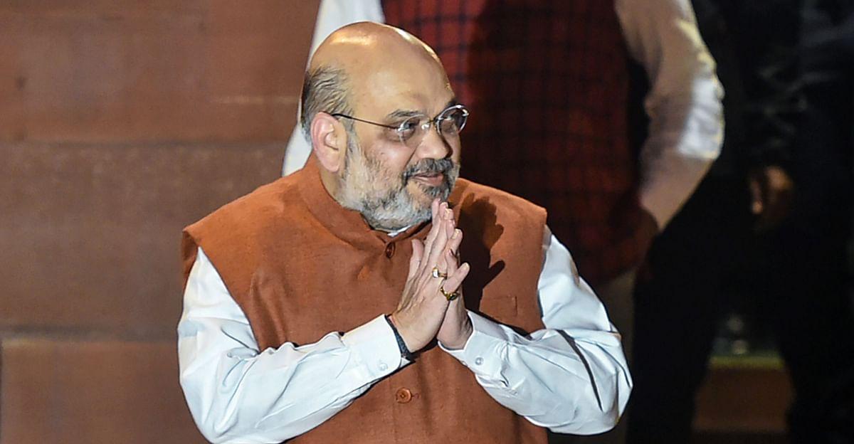बीजेपी की B टीम के रूप में AIMIM लड़ रही है चुनाव? ओवैसी से दोस्ती के सवाल पर जानिए गृहमंत्री अमित शाह ने क्या कहा