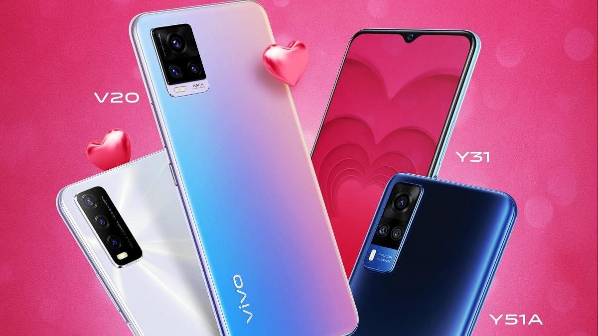 Valentines Day 2021: लेटेस्ट Vivo स्मार्टफोन की खरीद पर जबरदस्त कैशबैक, फ्री ब्लूटूथ स्पीकर; जानें Offer Details