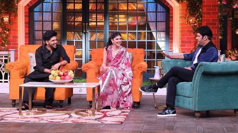 The Kapil Sharma Show : कपिल ने गुरु रंधावा से पूछा- 'बादशाह की पार्टी...', सिंगर ने सवाल सुन छिपा लिया चेहरा, VIDEO