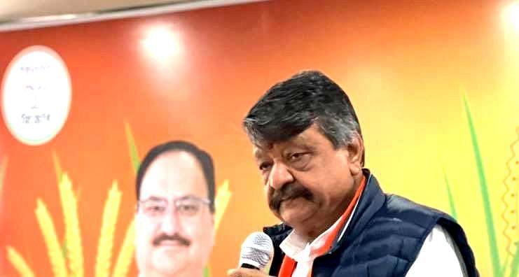 BJP Candidate List पर उठे सवाल तो बोले कैलाश विजयवर्गीय - 'किसी से बातचीत को नहीं करना चाहता सार्वजनिक, बदल देंगे उम्मीदवार'