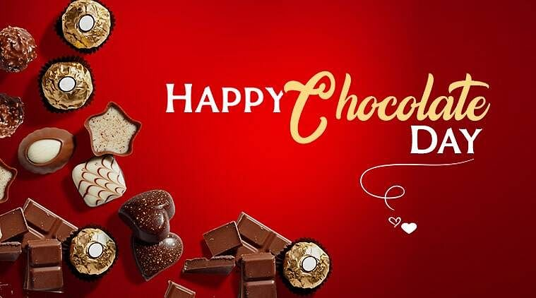 Happy Chocolate Day 2021 Wishes, Quotes, Messages, Shayari, Images 6