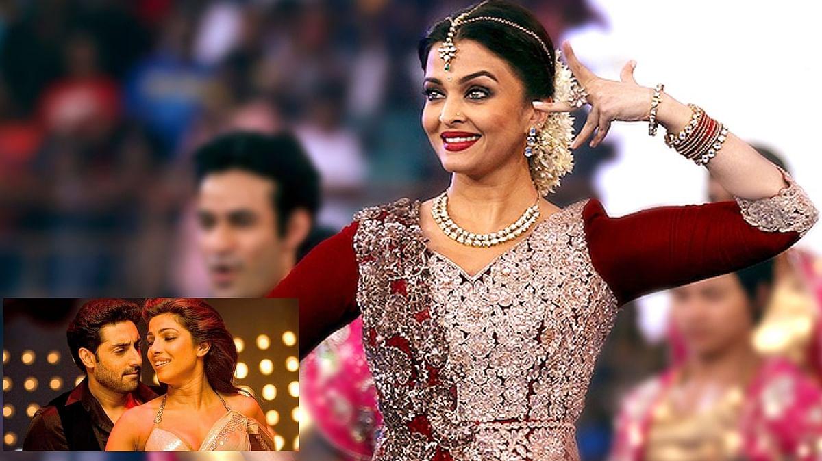 Aishwarya Rai बनीं Desi Girl, जमकर लगाए पति Abhishek Bachchan के गाने पर ठुमके, VIDEO हुआ Viral