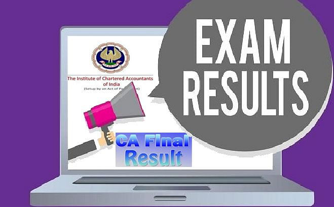ICAI CA final exam result 2020: इंस्टीट्यूट ऑफ चार्टर्ड अकाउंटेंट्स ने जारी किया सीए का फाइनल रिजल्ट, ऐसे देख सकते हैं परिणाम