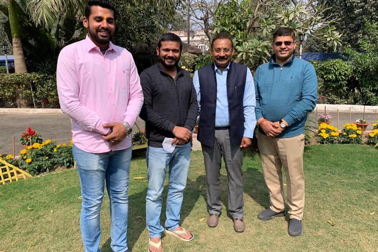 Bihar Politics: क्या JDU में शामिल होंगे कन्हैया कुमार?  CPI से खटपट के बीच मंत्री अशोक चौधरी से की मुलाकात