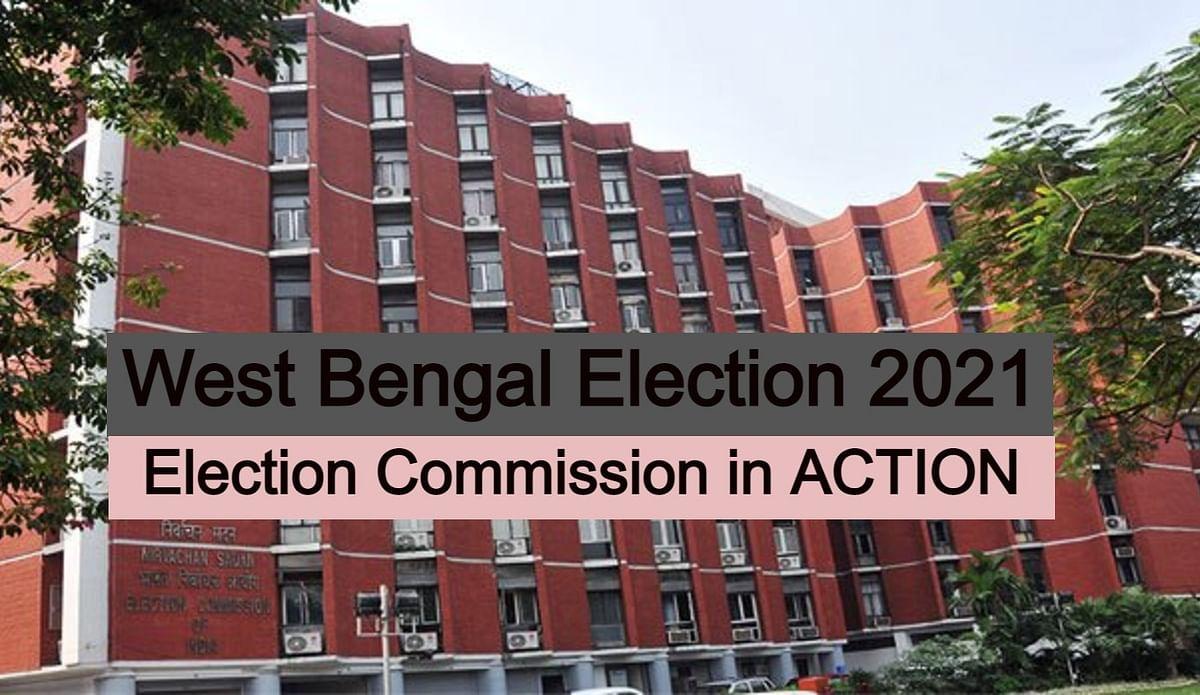 एक्शन में चुनाव आयोग, पश्चिम बंगाल के मुख्य निर्वाचन अधिकारी कार्यालय से तीन अफसरों का तबादला