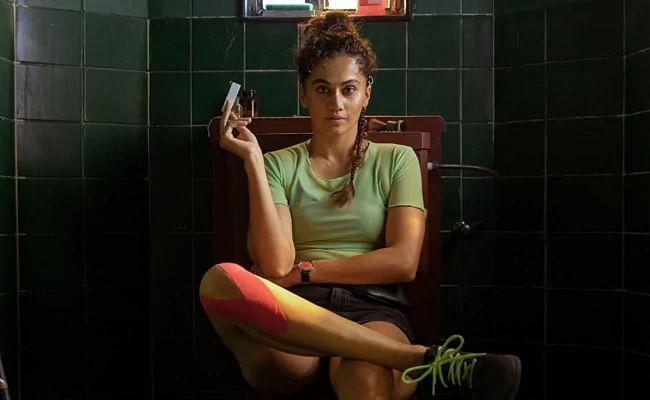 Bollywood News Live Update : तापसी पन्नू की फिल्म 'लूप लपेटा' का फर्स्ट लुक आउट, इस अंदाज में नजर आईं एक्ट्रेस