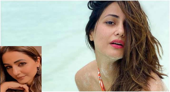 Hina Khan के दिलकश वीडियो का चढ़ा फैंस पर जादू, कहा आंखों में डूब जाने को हम बेकरार . . .
