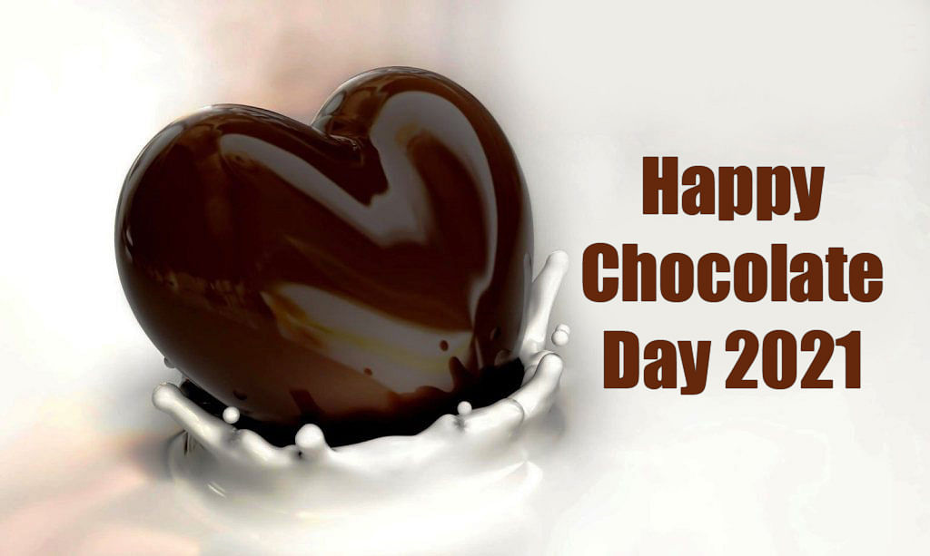 Happy Chocolate Day 2021 Wishes, Quotes, Messages, Shayari, Images 2