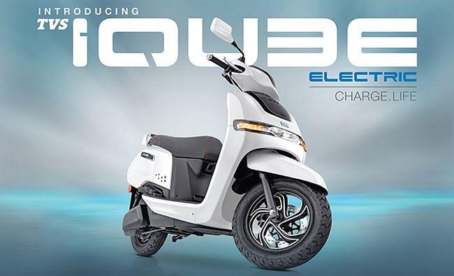 New Launch: TVS मोटर ने पेश किया iQube इलेक्ट्रिक स्कूटर, एक बार चार्ज करने पर चलेगा 75 किमी