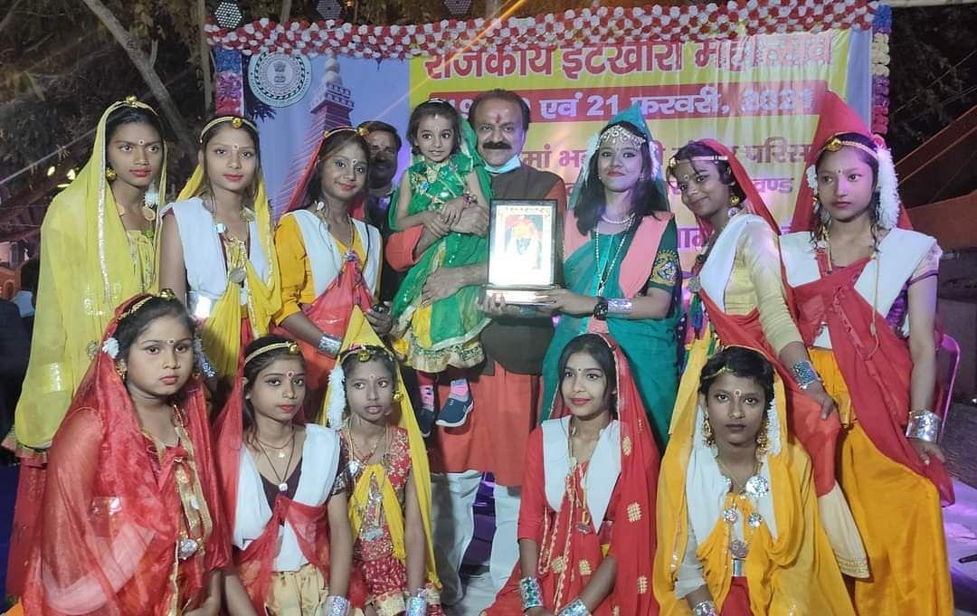 Jharkhand News : राजकीय इटखोरी महोत्सव संपन्न, चतरा के सांसद बोले-निखर रही हैं गांव की छिपी प्रतिभाएं